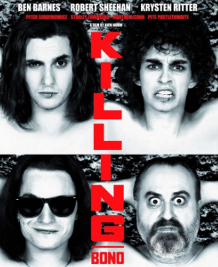 Killing Bono Movie Poster
